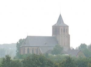 Katholieke st. Martinusparochie in Oud-Zevenaar, foto Evert te Winkel