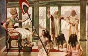 Mozes, farao, qatar