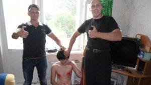 homohaat, rusland, vernedering