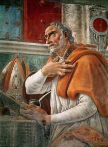 Augustinus, wetenschap