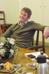 Stefan Paas, god bewijzen, gesprek, st Joriskerk