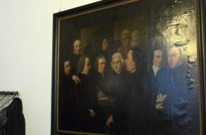 st Joriskerk, schilderij, evert te winkel